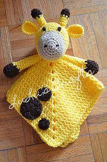 Ravelry Giraffe Lovey Pattern By Kelsey Bieker