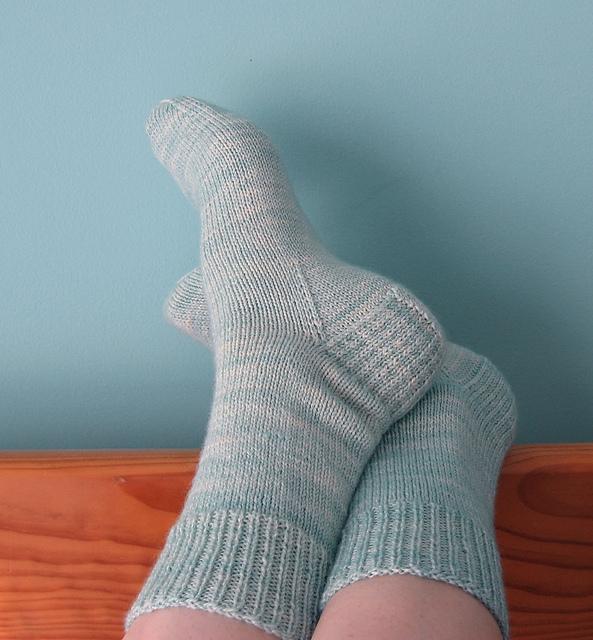 Ravelry Very Vanilla Socks Pattern By Jo Anne Klim