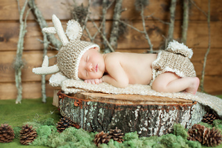 d026b3f9a Deer White Tail Baby Outfit pattern by Briana K Designs