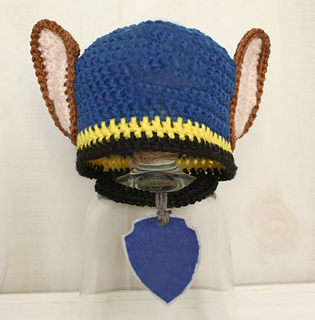 K-9 Pup Hats pattern by Briana K Designs e11498503e4