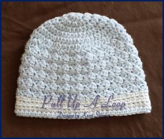 Ravelry Sedge Stitch Newborn Beanie Pattern By Kerri Stinson