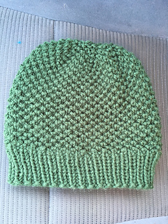 Ravelry  kgran0418 s Bee Stitch Hat 94fd7653522