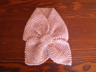 Ravelry Baby Scarf Pattern By Liesl Gibson