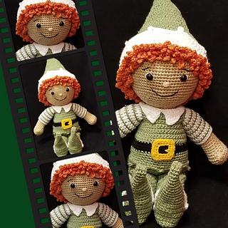Jingles the Elf (Petey) pattern by Kelli's Kreations