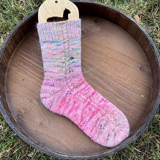 Ravelry Scraptastic Luxe Socks Pattern By Knitty Natty