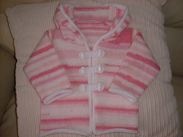 166a05e158e Ravelry  Baby Hoodie pattern by Angela Turner