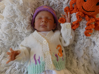 3e90d48ed2f Ravelry  Premature Baby 10in Sea Set pattern by Angela Turner