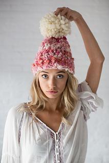 0f2a68c56d0 Ravelry  Rosalita Hat pattern by Cheryl Kubat