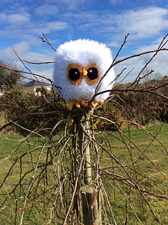 King Cole Tinsel Owl Knitting Pattern : Ravelry: Tinsel Owl pattern by King Cole Ltd