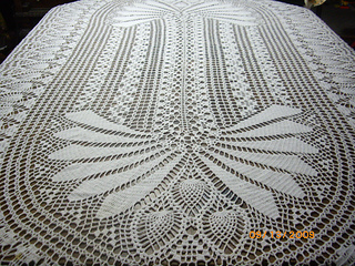 Ravelry Princess Tablecloth Pattern By Elizabeth Hiddleson