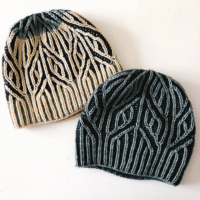 Indie Design Gift Along 2018 Hats Part 3 8