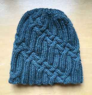 414e3c85fac24 Ravelry  Clarendon Hat pattern by Angela Hahn