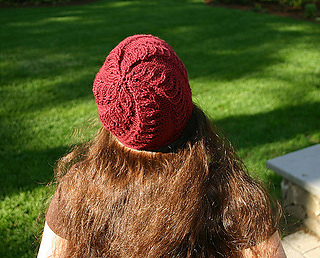 Ravelry: Maple Seed Hat pattern by Angela Hahn