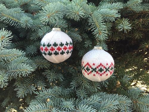 Christmas Ornaments PDF