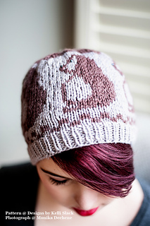 patterns   Kelli Slack Designs.   Hedgehog Hat f971d83bd3e