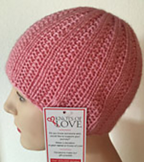 1f7e066de79 Ravelry  Estancia Knit Hat pattern by Knots of Love