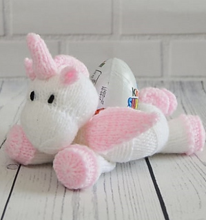 Knitting Pattern For Unicorn Toy : Ravelry: Unicorn Little Sweetie pattern by Knitting by Post