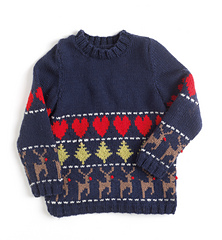 nordic fair isle child