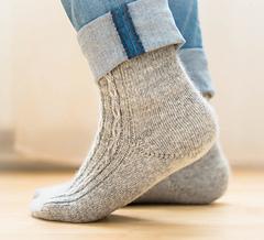 9e434e6997e Ladies of La Belle Socks pattern by Alex Anders - Ravelry