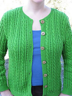 1a3c8db81 Ravelry: Cables and Os pattern by Brooke Snow