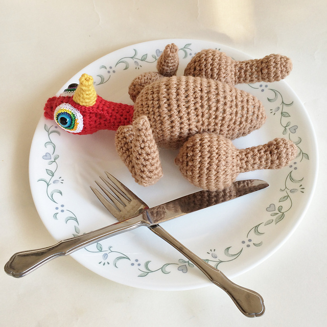 Ravelry Roast Turkey Doll Pattern By Jessica Schleicher
