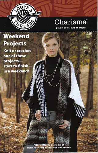 Ravelry: Loops & Threads, Charisma: Weekend Projects - patterns
