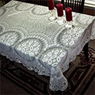 Ravelry Luca Rectangular Tablecloth Pattern By Hass Design