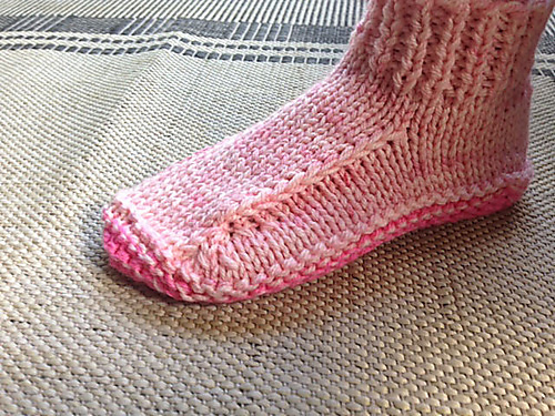 Ravelry Better Dorm Boots Slippers Pattern By Kris Basta