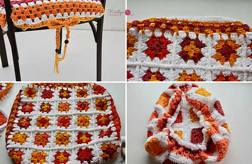 Ravelry Fitted Chair Covers Pattern By Kristyn Hertrich