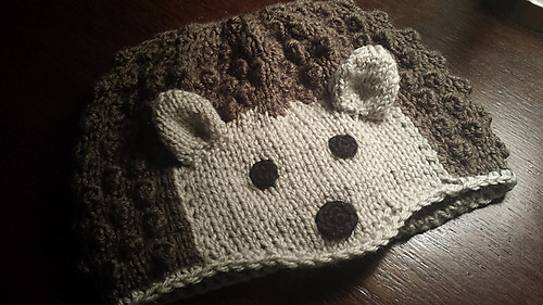 Ravelry  Prickle the Hedgehog pattern by Fiona Goble e1d2f582c7a