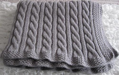 Ravelry Irish Hiking Baby Blanket Pattern By Feralmama