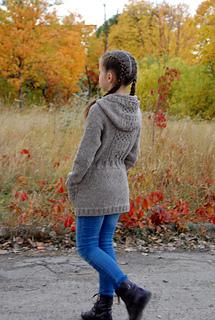 Dryad pattern by Galina Shemchuk