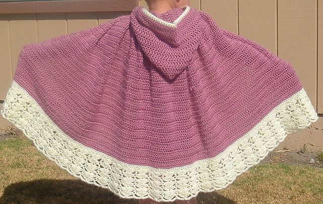 Patternlinks Free Crochet Patterns Clothing Ponchos