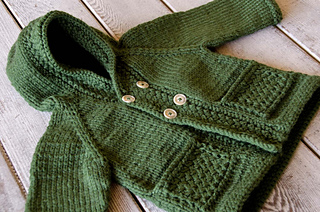 Ravelry Free Knitting Patterns Babies : Ravelry: Latte Baby Coat pattern by Lisa Chemery