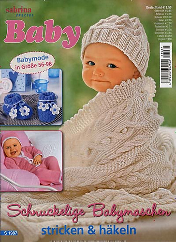 Ravelry Sabrina Special S 1987 Schnuckelige Babymaschen Patterns
