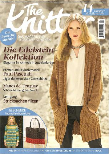 Ravelry The Knitter Deutschland 28 2016 Patterns