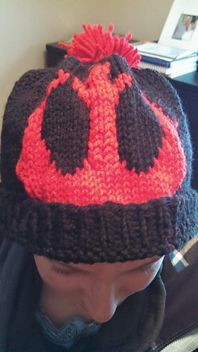 Ravelry Rebel Alliance Star Wars Hat Pattern By Lindsay Hoffman
