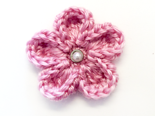 Ravelry curled edge crochet flower pattern by rebecca langford dt1010fo