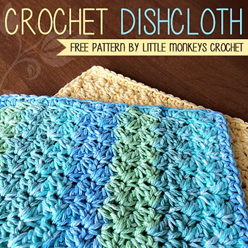 Ravelry Crochet Dishcloth Pattern By Rebecca Langford