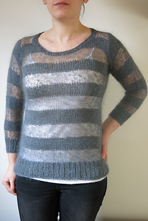 de63449e25480 Ravelry  Mountain Everlasting Sweater pattern by Littletheorem