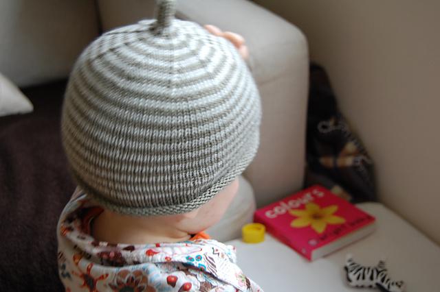 Ravelry  Striped Hat pattern by Debbie Bliss 0907b283846