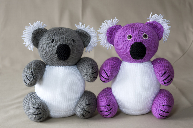 Ravelry Knitted Wild Animals 15 Adorable Easy To Knit Toys Patterns