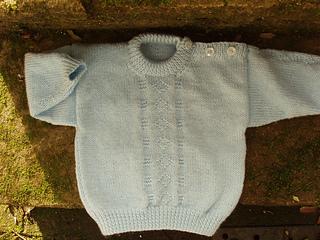 7afaa267736e Ravelry  Sweater pattern by Glenwell Associates Ltd.