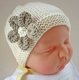 6493b7ca170 Ravelry  Emilie Baby Hat pattern by Julie Taylor