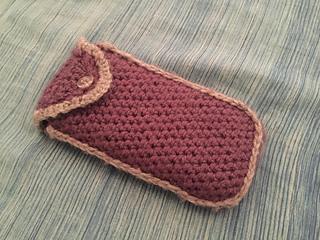 Ravelry Crochet Calculator Case Ti 84 Pattern By Linnea Rylander