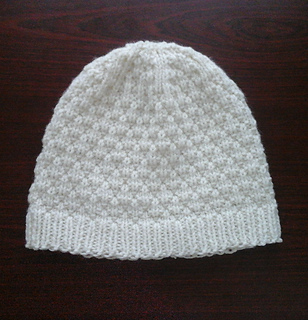 Ravelry  A Hat on Straight Needles  Seersucker pattern by Luna Brown 55dca8c823a