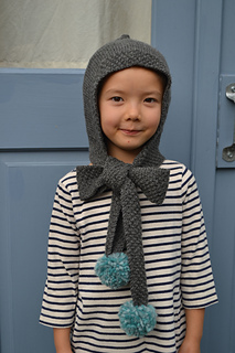 d319d537777 Ravelry  Pixie scarf hat pattern by Miyoko Cancro