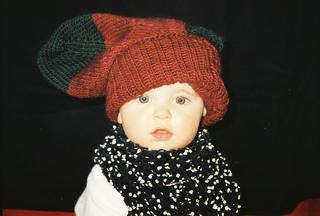 2968e790d549df Ravelry: # 027 Sock Hat pattern by Leslie Scanlon