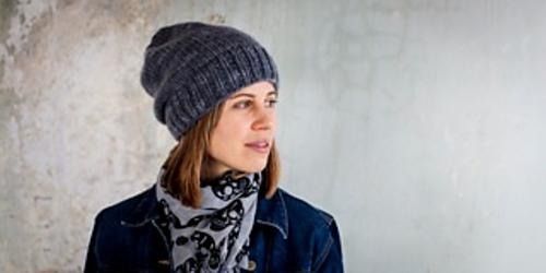 619d2abceecd31 Ravelry: # 137 Morning Sadhana Hat pattern by Leslie Scanlon