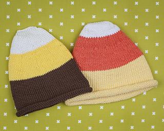 26d1391804eb6e Ravelry: # 009 Candy Corn pattern by Leslie Scanlon